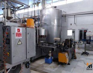 فروش خط تولید لبنیات و آب معدنی