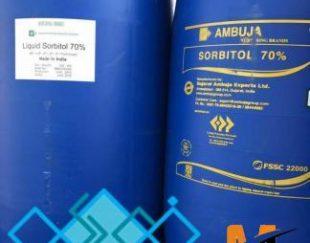 واردات سوربیتول مایع