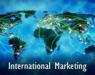 بازاریابی بین المللی محصولات غذایی