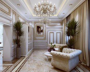 طراحی، ساخت و نصب کلیه امور دکوراسیون داخلی منزل ،،