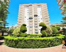 آپارتمان دو خوابه ساحلی در محمود لار, آلانیا, ترکیه
