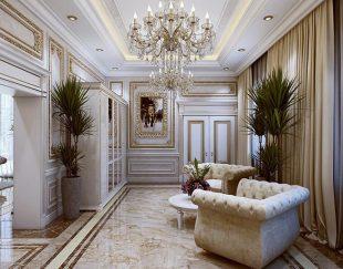 طراحی، ساخت و نصب کلیه امور دکوراسیون داخلی منزل