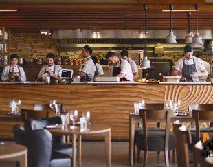 فروش هاواپاراسی رستوران در جمهوریت محلسی