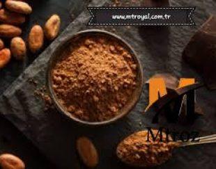 فروش عمده پودر کاکائو با بهترین قیمت در ایران