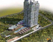 فروش آپارتمان تمام طبقه فول فرنیش همانند هتل ۵ ستاره استانبول