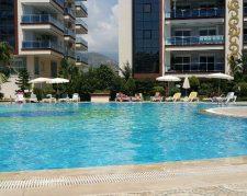 آپارتمان دو خوابه سوپرلوکس در آلانیا ترکیه