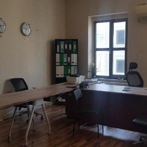 اجاره ی میز در دفتر کاری در استانبول