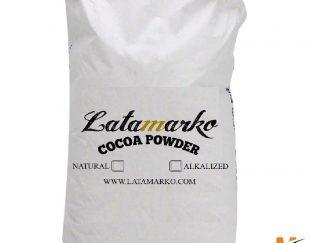 فروش  پودر کاکائو با بهترین کیفیت و قیمت لاتامارکو latamarko