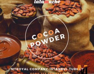پودر کاکائو فروشی برای تولید