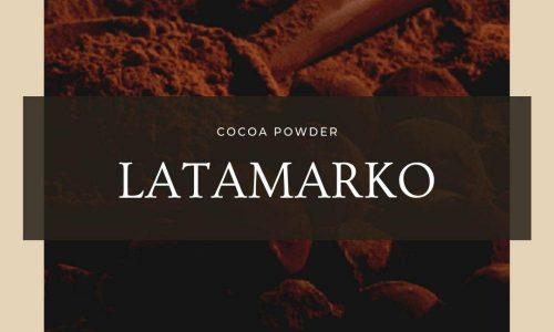 واردات پودر کاکائو لاتامارکو از ترکیه