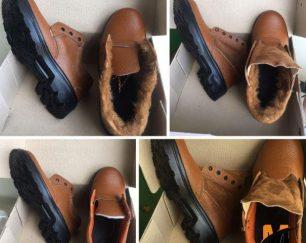کفش ایمنی و صنعتی