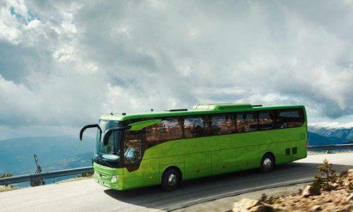 اتوبوس فوق العاده از تهران به انتالیا
