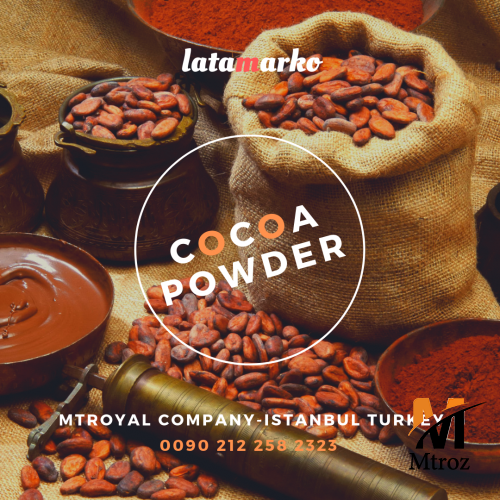 خرید پودر کاکائو عمده