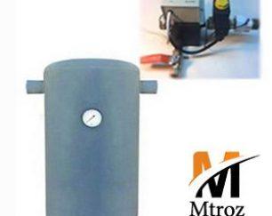 تله آبگیر اتودرین و سایر تجهیزات هوای فشرده