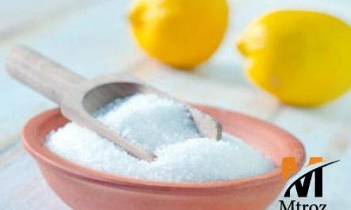 واردات مستقیم سیتریک اسید خوراکی