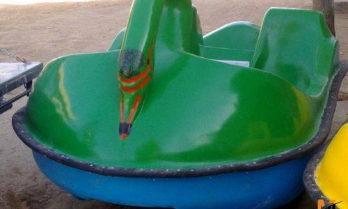 قایق قو پدالی دونفره و چهارنفره
