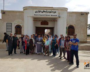 تور بوشهر سیراف فارس تعطیلات بهمن ۹۸