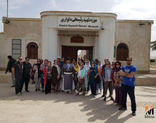 تور بوشهر سیراف فارس تعطیلات نوروز 99