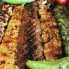 غذای ایرانی رستوران تایم کافه