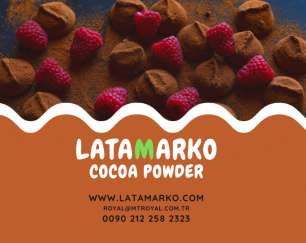 واردات مواد اولیه شکلات