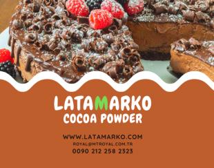 پودر کاکائو لاتامارکو