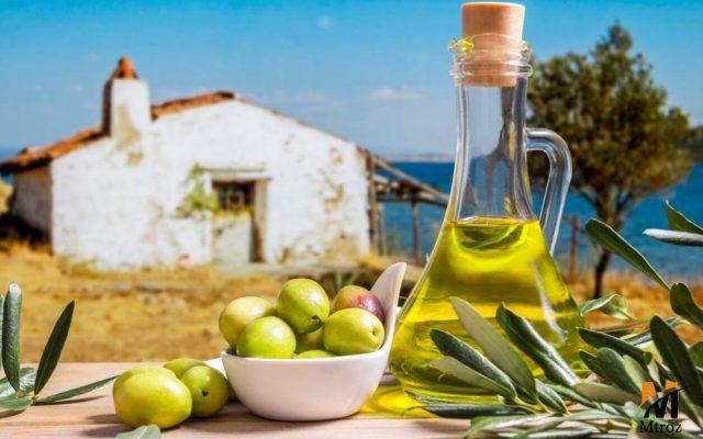 واردات روغن زیتون از ترکیه