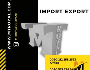 واردات مواد اولیه غذایی 00905377983495 موبایل