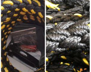تولید کننده ی انواع طناب های ابریشمی