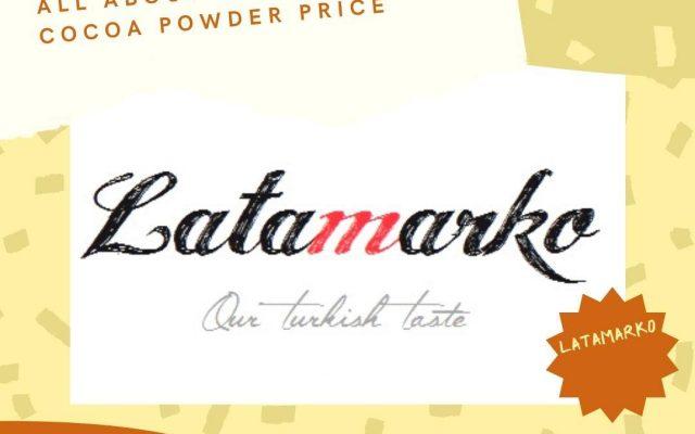 عمده فروشی پودر کاکائو