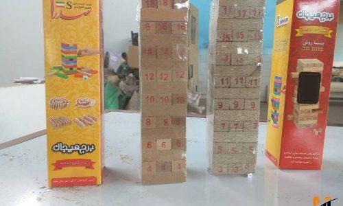 فروش عمده انواع بازی فکری  تاس و مهره منچ