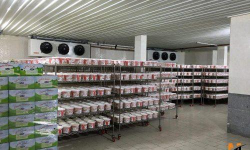 سردخانه ، تولید و فروش انواع سردخانه