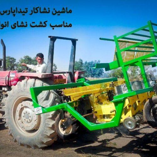 کوتاه شدن دوره رشد در مزرعه با استفاده از کشت نشایی