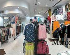 فروشگاه پوشاک بانوان و آقایان ویژن