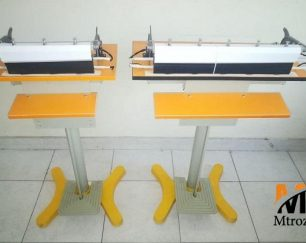دستگاه دوخت پدالی در ابعاد مختلف