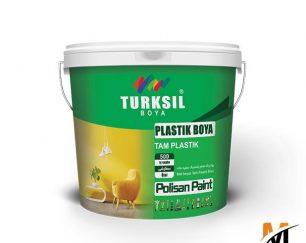 پوشرنگ تمام پلاستیک عایق مات استاندارد