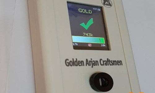 استفاده آسان از سیستم عیار سنج طلا FGA – برای طلا فروشان
