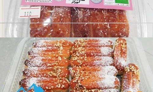 فروش عمده شیرینی زبان