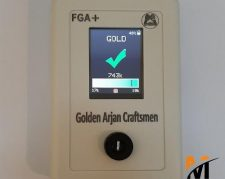 با سیستم عیار سنج هر نوع طلا یا جواهرات را آنالیز کنید – عیار سنج طلا FGA