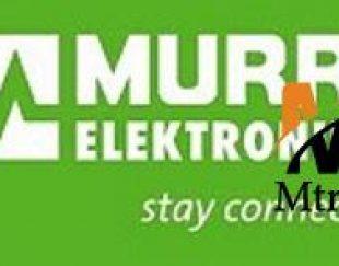 فروش انواع کانکتور مور الکترونیک Murr Elektronik آلمان