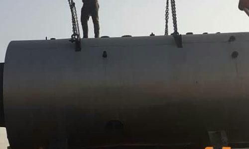 تولید و فروش دیگ بخار و معاوضه دیگ بخار مستعمل با نو
