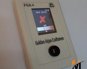 خبری خوش برای طلا فروشی و گالری های طلا – عیار سنج طلا FGA