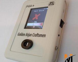 با عیارسنج طلا از سرمایه خود محافظت کنید – عیارسنج طلا FGA
