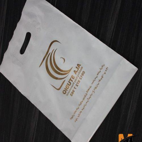 نشانه ساز -تولید کیسه های پلاستیکی تبلیغاتی (نایلون و نایلکس)