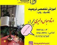 آموزش تخصصی ترومپت در تهران