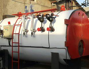 تولید انواع دیگهای بخار .ابگرم.روغن داغ