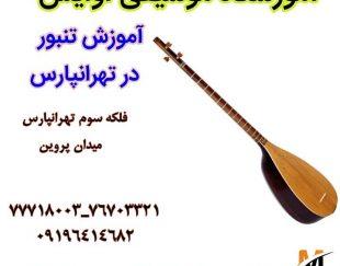 آموزش تخصصی تنبور در تهرانپارس