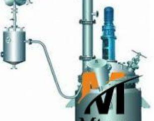 طراحی وساخت دستگاه های تولید مواد شیمیایی ودارویی