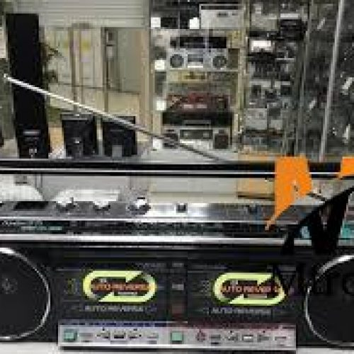 رادیو ضبط دوکاست توشیبا خریدارم