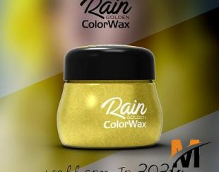 همکاری با صادر کنندگان، واکس مو رنگ موقت گلدن رین
