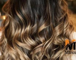 رنگ مو موقت قهوه ای طلایی گلدن رین مدل Cream شماره Cr5.23